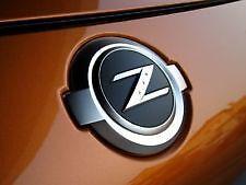 ASFALTO SPORTZ NISSAN 350z JDM Nera Emblema Badge (anteriore o posteriore)