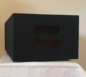 New Full Apple Box (Black) for Film/Stage/Studio Grip