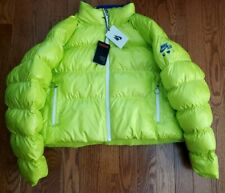 Wmns Nike Air x Olivia Kim Puffer Jacket Peace Love Respect Size XL CT2092 389