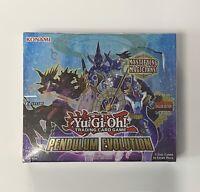Yugioh Pendulum Evolution Factory Sealed 1st Edition English Booster Box (24pk)