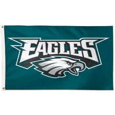 Philadelphia Eagles Large Outdoor Flag