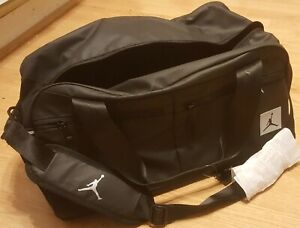Air Jordan Reflective Training Water Resist Duffle Bag