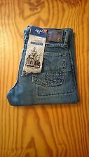 """BNWT Topman Hand Destroyed Hand Mended Jeans Straight & Low Fit  W30"""" L32"""" NW9"""