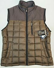 ROUNDTREE & YORKE Puffer Vest Thermoluxe Mens Size XL  ZIP JACKET VEST $149