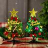 Mini Table Top Christmas Tree Decor LED Party Decor Home Xmas Gift Party 30CM