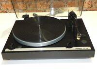 Thorens TD 316 Vintage Record Vinyl Deck Player Turntable + Tonearm & Cartridge
