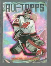 1999-00 O-Pee-Chee All-Topps #AT2 Martin Brodeur (ref 70078)