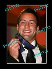 LARGE PHOTO OF GEELONG CATS FC CHAMPION JIMMY BARTEL, 2007 BROWNLOW MEDAL