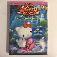 Hello Kitty & Ses Amis Kitty Princesse D'Un Soir dvd neuf sous blister c5