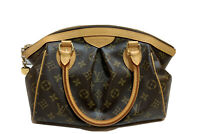 Louis Vuitton Tivoli Pm Handbag Monogram Canvas Brown