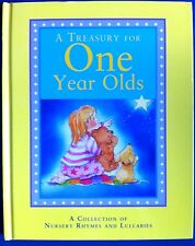 A Treasury for One Year Olds c2003 VGC Hardcover, We Combine Shipping