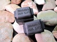 2 pack MAGAZINE CAPS for Remington 597 Dust 10 22 Mag Cap Christies USA Mag