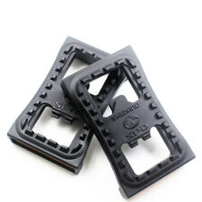 2PCS Shimano SM-PD22 SPD Fedals Cleat Flat Pedals For M520 M540 M780 M980