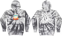 HUF South Park Men Hoodie Sweatshirt CARTMAN Screw You TIE DYE Hippie S-2XL $80