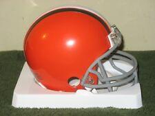 Riddell Cleveland Browns Throwback Mini Helmet 2006 - 2014 - New