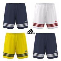 Adidas Boys Kids Junior Football Shorts Training Gym Climalite Sports Age 5-14