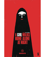 A Girl Walks Home Alone at Night #1 Cover A DeWeese (11/18/2020)