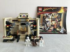 Lego 7621 Indiana Jones And The Lost Tomb. 100% Complete