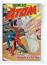 DC Comics Showcase #36 VG/F- 1962 3rd App Atom