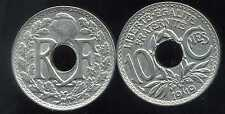 FRANCE   FRANCIA   10 centimes 1919  lindauer  (  SUP  )