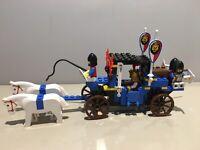 Lego Vintage Set 6044 Royal King's Carriage Complete