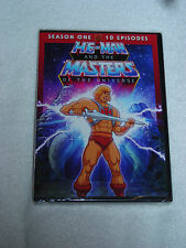 He-Man And The Masters Of The Universe Season 1: 10 Episodes (DVD, 2011, 1 Disc)
