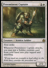 MTG PREEMINENT CAPTAIN FOIL - CAPITANO PREMINENTE - MOR - MAGIC