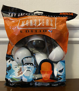 Neca Toy Capsule Collectibles Universal Monsters Collection Capsule NIP