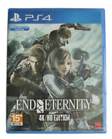 End of Eternity 4K/HD Edition PlayStation PS4 English Chinese Multi-Languages