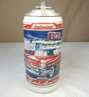 Budweiser Classic Car Series 1957 Chevy Bel Air Convertible Stein