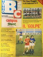 Rivista Calcio Cadetto - Tutto BC N. 9 - 1981