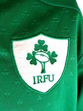 Ireland IRFU Rugby Home 2014-15 Shirt Size XL Canterbury Official  Good B38