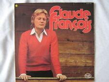 CLAUDE FRANCOIS 33 TOURS FRANCE NINNA NANNA