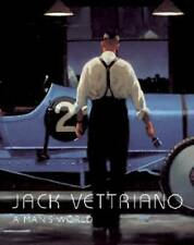 Jack Vettriano: a Man's World by Jack Vettriano (Hardback, 2009)