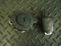 2011 VOLVO S40 DRIVe SE Edition 4DR SALOON IGNITION SWITCH & KEY FOB 31300585