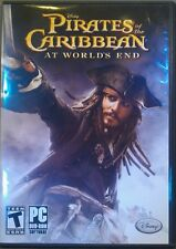 Pirates Of The Caribbean (PC, 2007) At World's End [Teen] Disney {XP} Very Good.