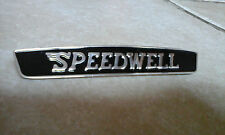 CLASSIC MINI COOPER S SPEEDWELL BONNET BADGE RARE MPI BMC MK1 DOWNTON 1275GT 998