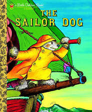 NEW The Sailor Dog (A Little Golden Book) by Margaret Wise Brown