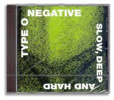 Type O Negative - Slow, Deep and Hard [CD - NEU in Folie]