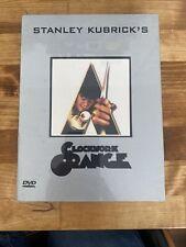 Rare Kubrick Clockwork Orange Classic Collection Dvd With Senitype/Booklet Set