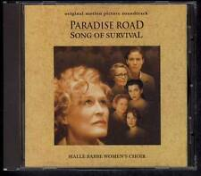 PARADISE ROAD Song Of Survival SOUNDTRACK CD SONY CLASSICAL GLENN CLOSE