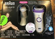 Braun Silk-Epil Bonus Edition Wet And Dry Cordless Epilator with 7 Extra Facial
