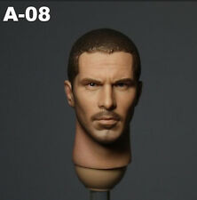 "1:6 Scale A08 Male Man Head Sculpt For 12"" Hot ZY Toys Phicen Action Figure"