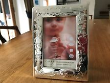 Carrs of Sheffield 925 Solid Silver photo picture frame, 5 x 3.5 inch photo CR2