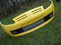 MG TF MGTF Front Bumper Trophy Yellow (FAR)