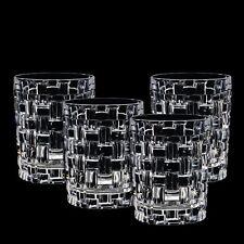 """4 Whiskygläser Nachtmann """" Bossa Nova """" , Neu, 1. Wahl , Whiskybecher, Tumbler"""