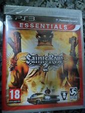 Saint's Row 2 Nuevo precintado PS3 Saints Gran aventura En castellano In english