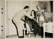 """Jane Russell The French Line Original 8x10"""" Linen Backed Key Book Photo #M2919"""