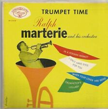 Ralph Marterie And His Orchestra - Trumpet Time (Vinyl-Single 1952) !!!