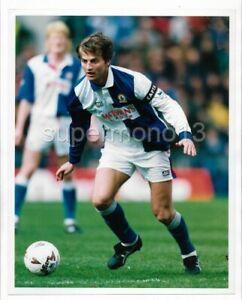 Original Press Photo - TIM SHERWOOD (Blackburn Rovers FC) dated 27 April 1994
